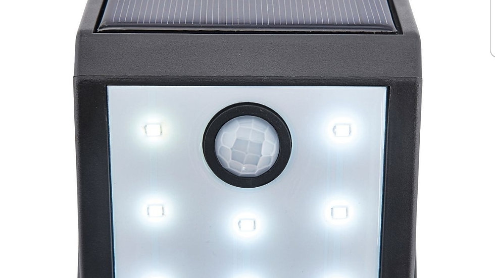 This wall mount security light delivers 2x more light than the competition and i