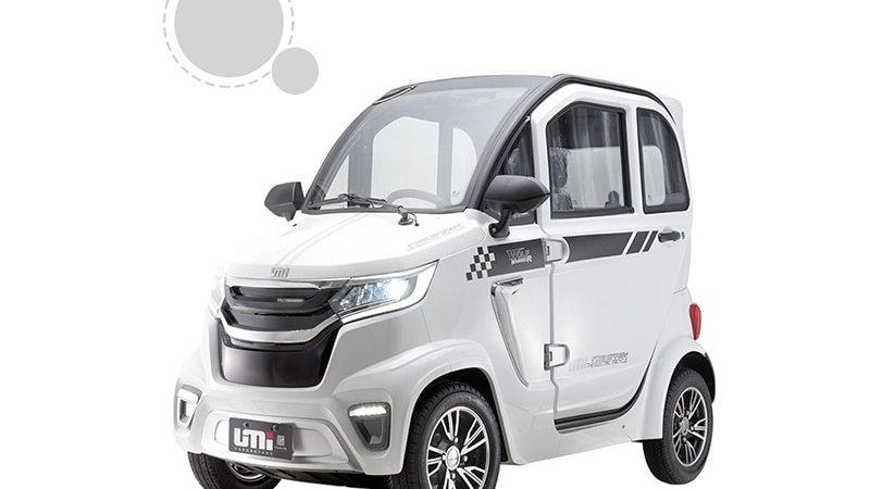 2021 Four Wheel Passenger Vehicles Mini Car 2 Seat Mobility Scooter