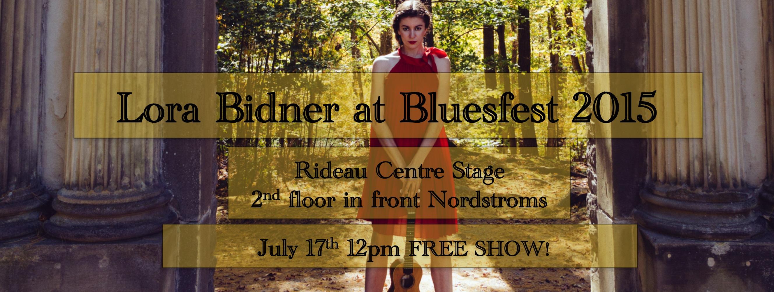 Bluesfest poster 2015 2