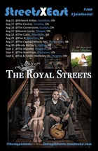 royal streets tour