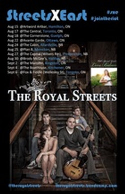 royal streets tour