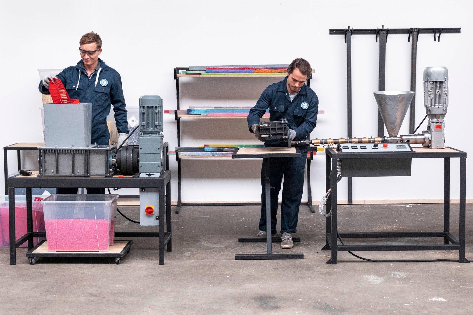 Precious Plastic Workshops
