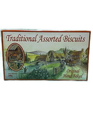 Traditional Assorted Biscuits