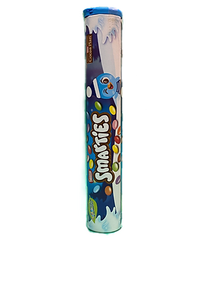Smarties Christmas Tube