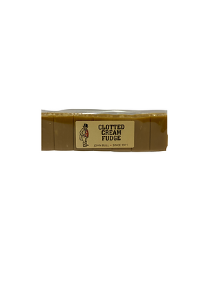Clotted Cream Fudge Bar