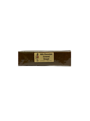 Chocolate Covered Nougat Bar