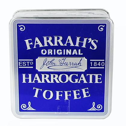 Farrahs Harrogate Toffee Tin