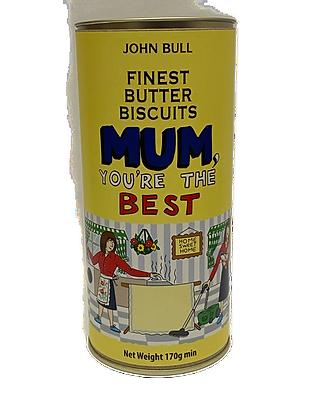 Worlds Best Mum Butter Biscuits