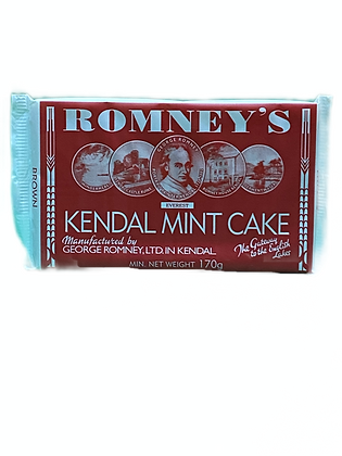 Large Brown Kendal Mint Cake