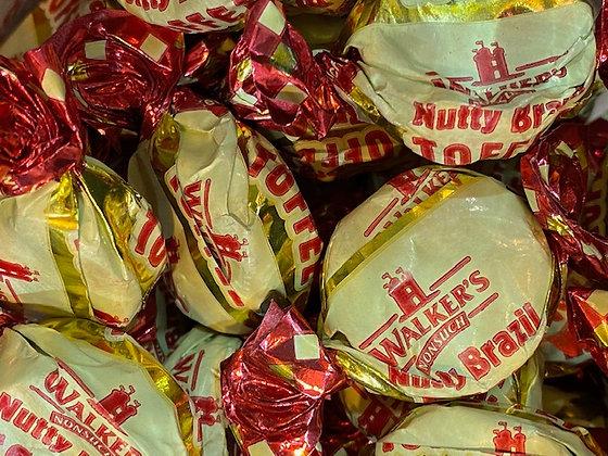 Nutty Brazil Toffee