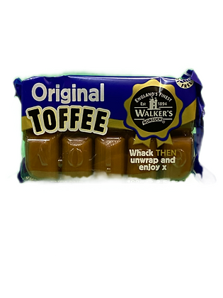 Walkers Nonsuch Original Toffee Bar
