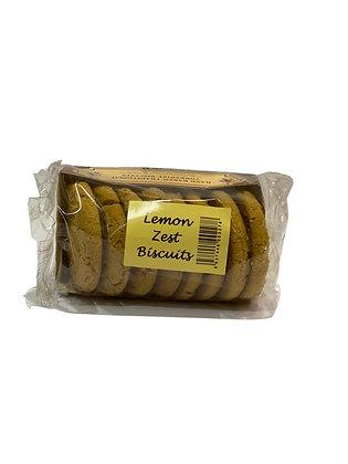 Lemon Zest Biscuits