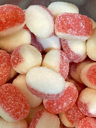 Strawberry & Cream Boiled