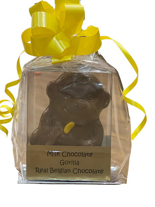 Belgian Chocolate Gorilla