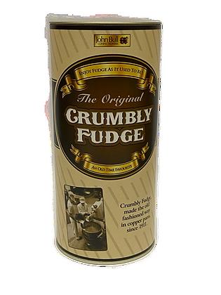 Crumbly Fudge Tin