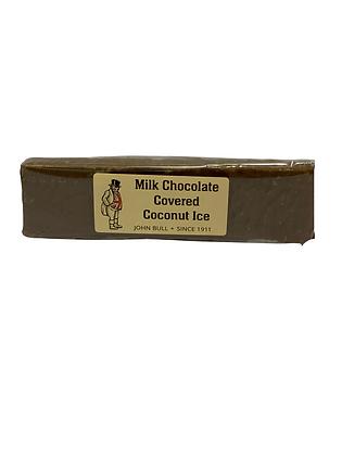 Chocolate Covered Coconut Ice Bar