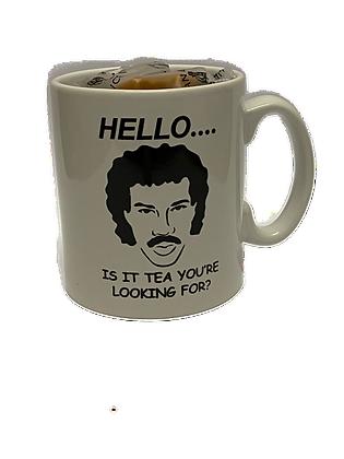 Hello Is it Tea...? Mug & Fudge