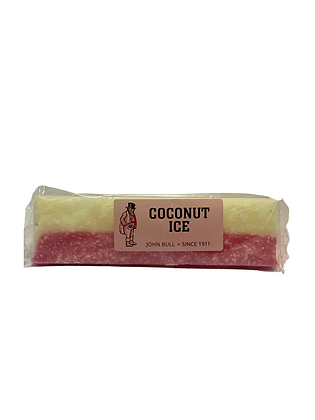 Coconut Ice Bar