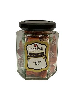 Aniseed Rock Hexi Jar