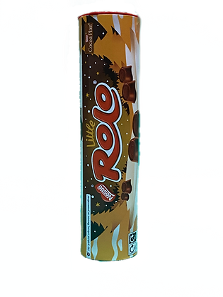 Mini Rolo Christmas Tube