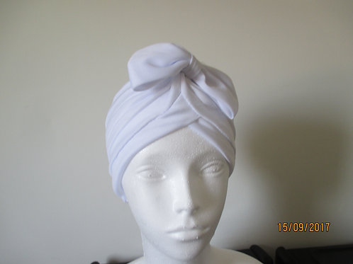 Cheeky Bow Trim Turban