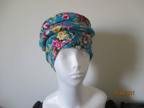 Colourful and adjustable hat