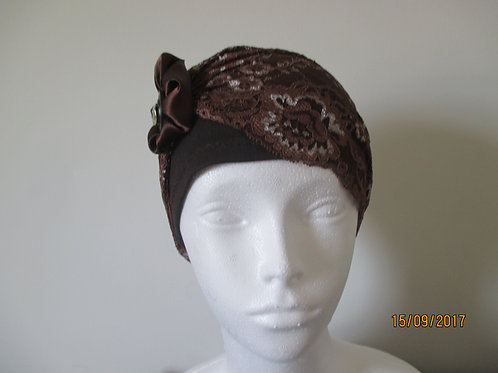 Soft Knit Beanie with Detachable Band