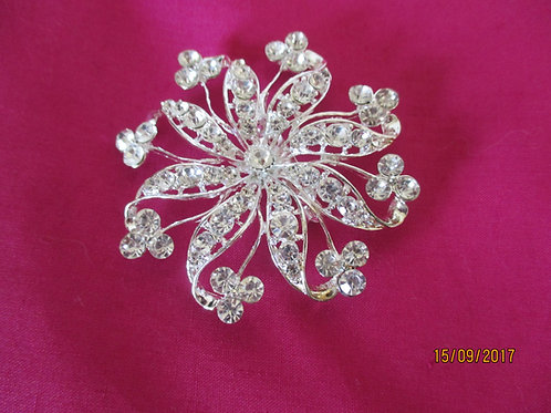 Gorgeous Large Brooch