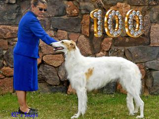 a milestone... 100 Champions!