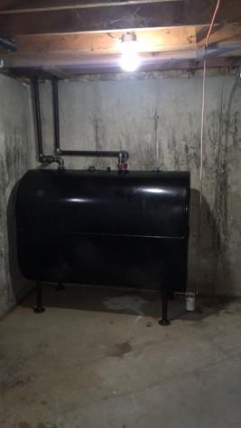 Oil Tank Installs