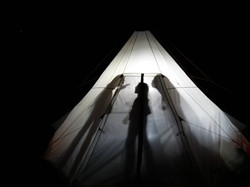 Soirée camping