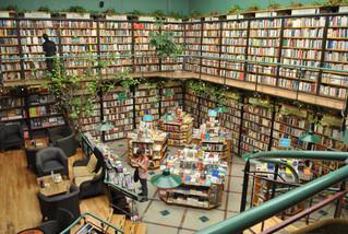 Las 5 mejores librerías de la Ciudad de México