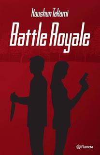 Opinión de Battle Royale, de Koushun Takami