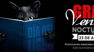 Librerías Porrúa y el Día del Libro