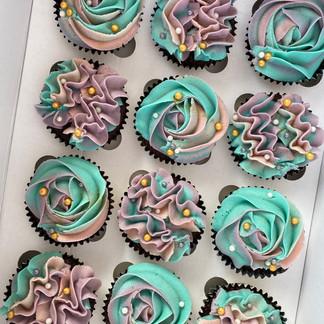 Chocolate Elegant Cupcakes