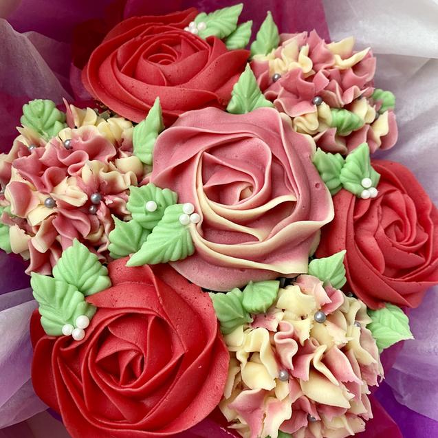 Cupcake Bouquet 1