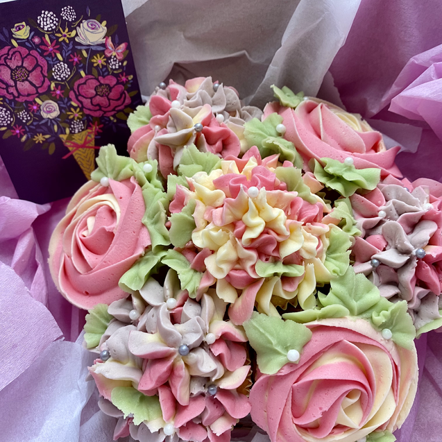Cupcake Bouquet 9