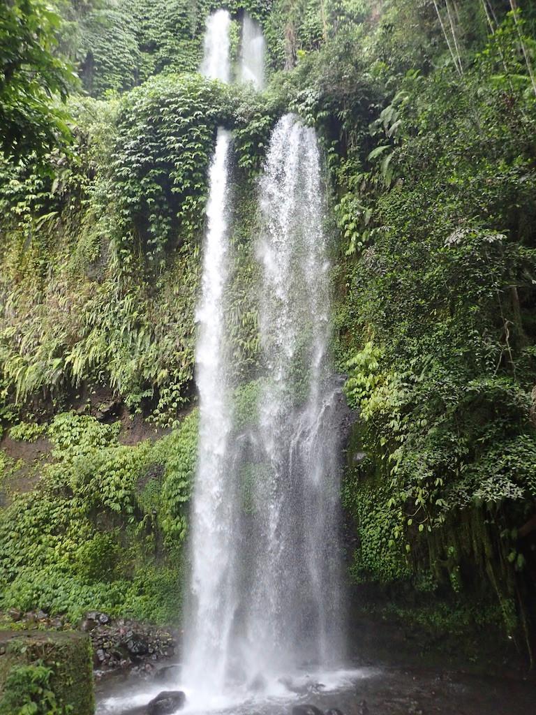 Sendang Gile, Senaru, Lombok, Indonesia