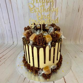 "6"" Banoffee Cake"