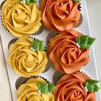 Yellow & Orange Florals