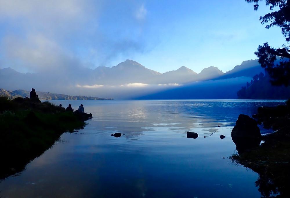 Lake Segara Anak, Indonesia