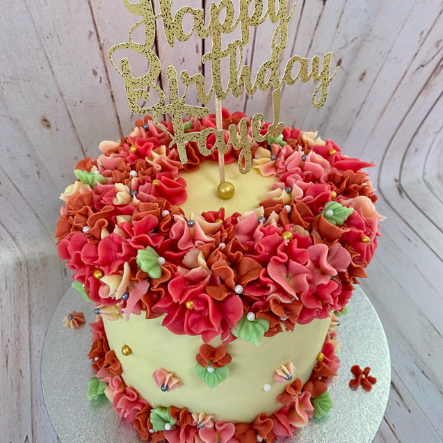 Faye's Cake