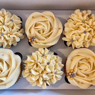 Maple Walnut Cupcakes