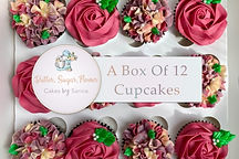12 Cupcakes Gift Card Photo
