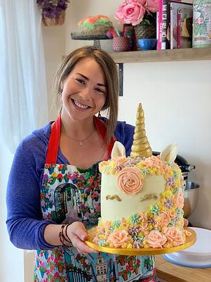 Sarina Harper, Butter, Sugar, Flower