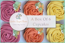 6 Cupcakes Gift Card