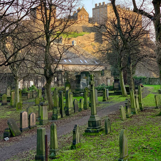Graveyard Under The Castle