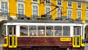Meandering Through Lisbon