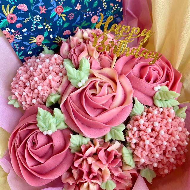 Cupcake Bouquet 6