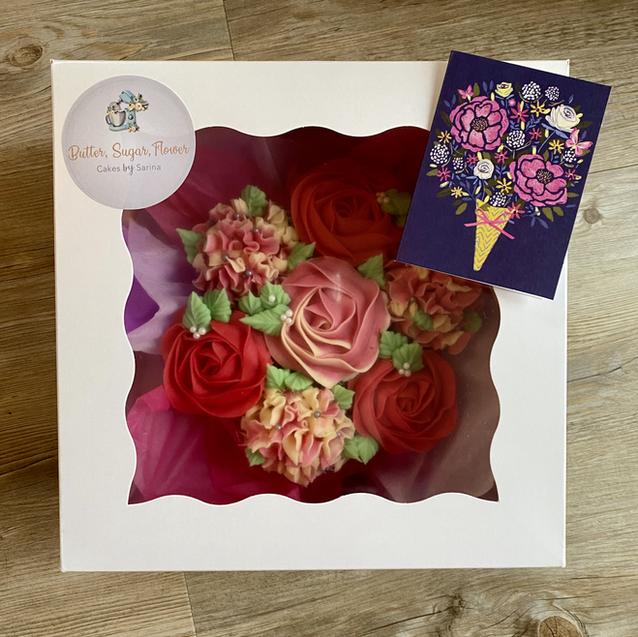 Boxed Bouquet